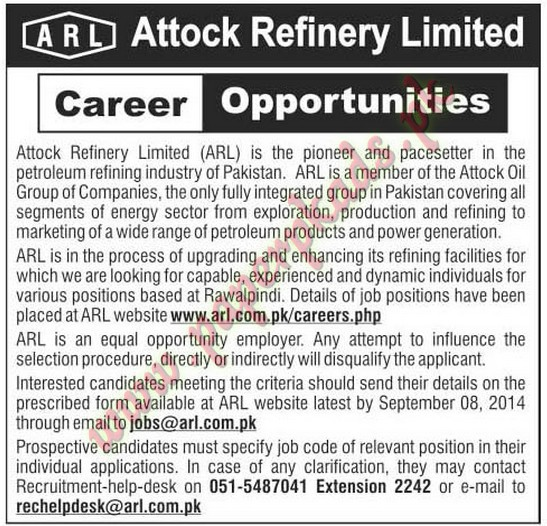 Performance Management System at Attock Refinery Limited Case Solution & Answer