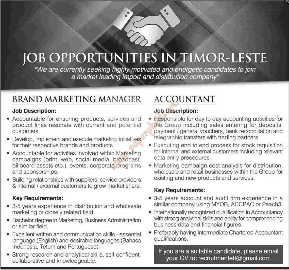 Job search sales brand marketing manager jobs it security jobs – Brand Manager Job Description