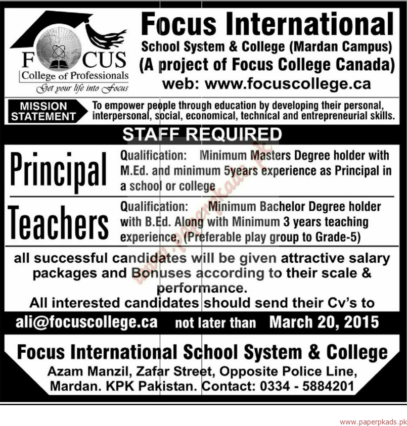 Teaching Jobs In Canada - Lawteched