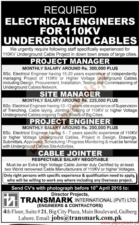 electrical project manager salary The average electrical project manager salary in alberta is $127,500 per year or $65 per hour this is around 39 times more than the median wage of the country this is around 39 times more than the median wage of the country.