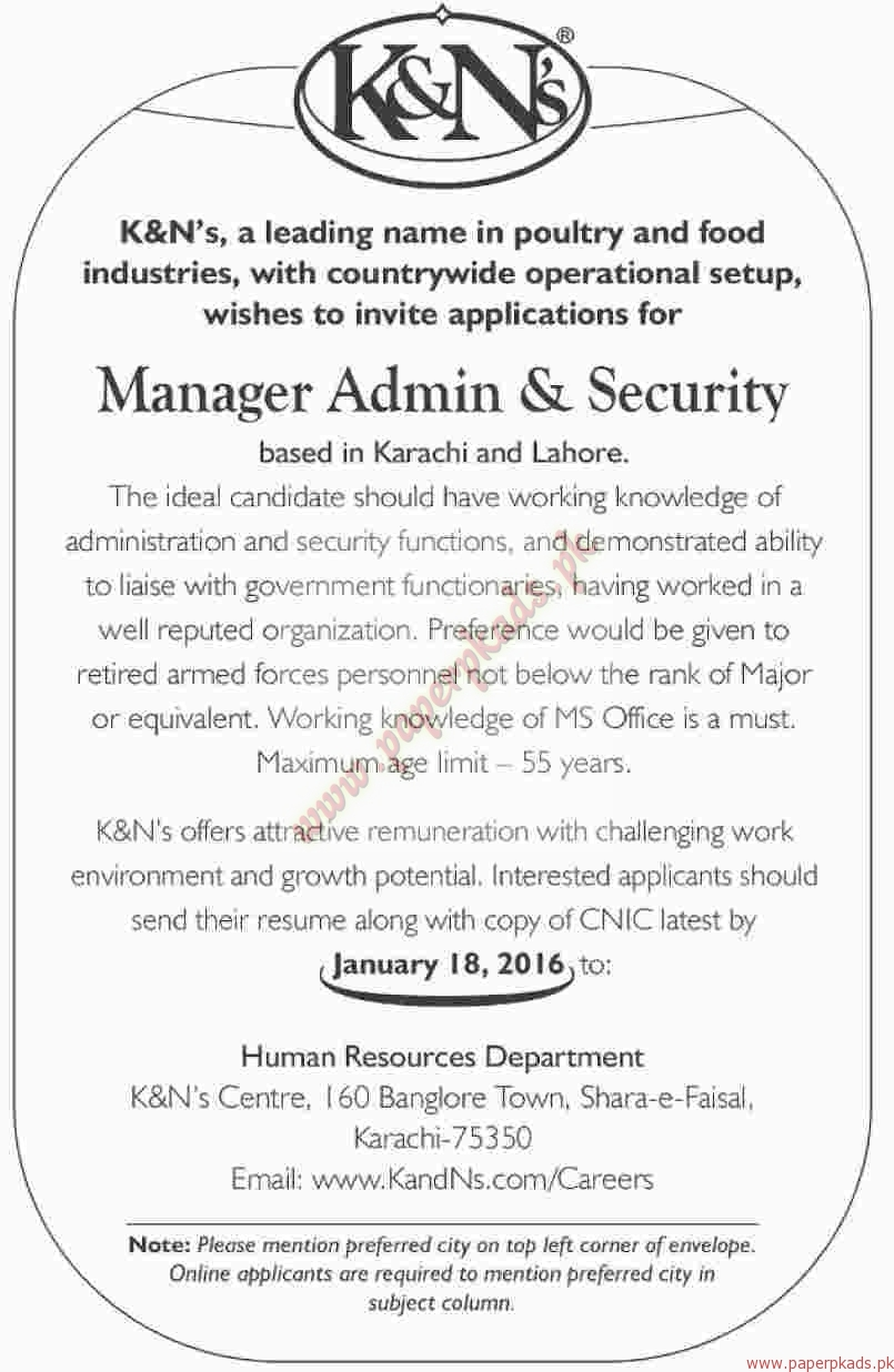 manager admin security jobs dawn jobs ads 10 2016 manager admin security jobs dawn jobs ads 10 2016