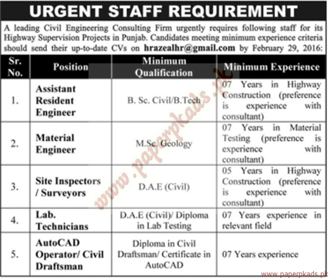 Civil Engineering Firms : Civil engineering consulting firm jobs jang ads