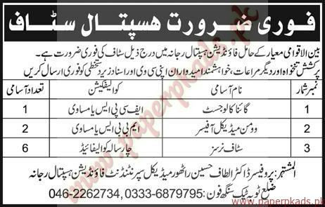 Foundation Hospital Jobs