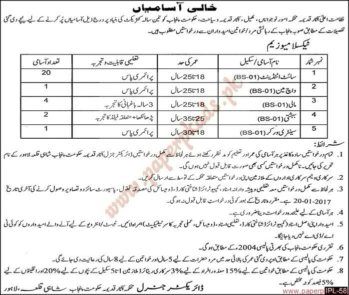 Site Attendant, Watchman, Gardners and Other Jobs - Express Jobs ads 04 January 2017