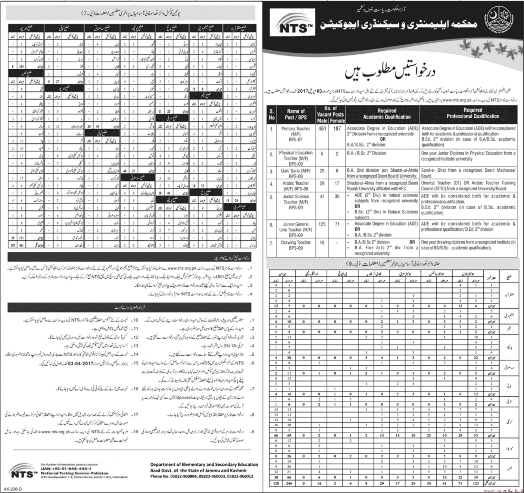 elementary secondary education department jobs jang jobs ads elementary secondary education department jobs jang jobs ads 14 2017