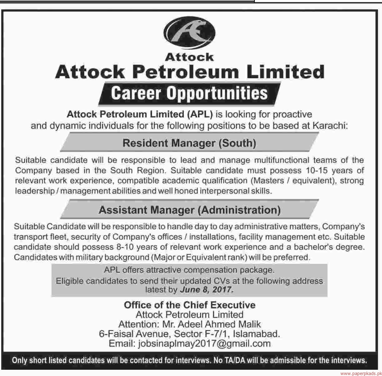 Attock Refinery Limited Performance Management Case Study Help - Case Solution & Analysis