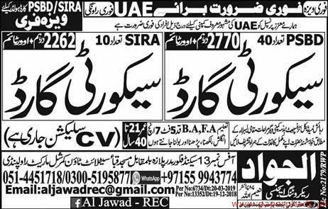 international Company Jobs 2019 Latest