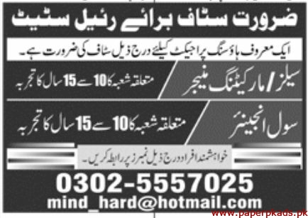 Housing Project Jobs 2019 Latest