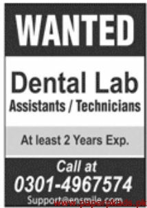 Private Clinic Jobs 2020 Latest