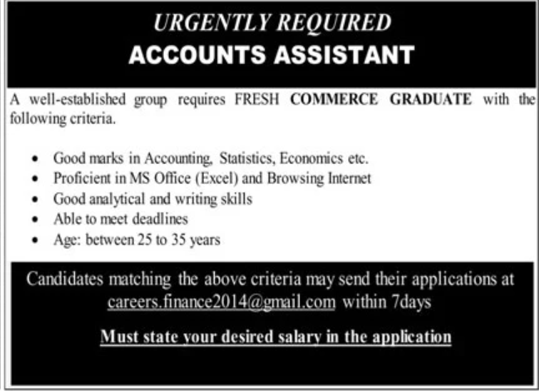Private Group Lahore Jobs November 2020