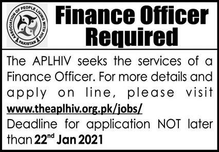 Association of People Living with HIV Jobs January 2021