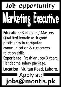 Private Sector Lahore Jobs February 2021